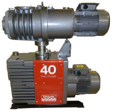 Edwards E2M40 and EH250 Pump